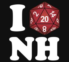 I D20 New Hampshire Kids Tee