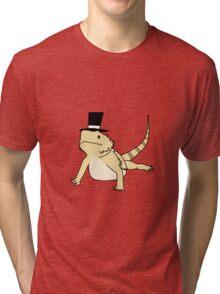 Mister cuddles Tri-blend T-Shirt