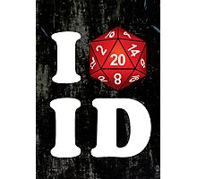 I D20 Idaho Photographic Print