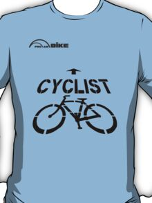 Cycling T Shirt - Cyclist T-Shirt