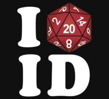 I D20 Idaho Kids Tee