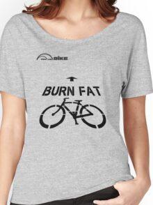 Cycling T Shirt - Burn Fat Women's Relaxed Fit T-Shirt