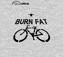 Cycling T Shirt - Burn Fat Unisex T-Shirt