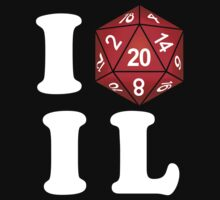 I D20 Illinois Kids Tee