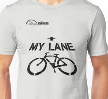 Cycling T Shirt - My Lane Unisex T-Shirt
