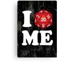 I D20 Maine Canvas Print