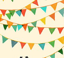 Carnival is coming to town by Budi Kwan
