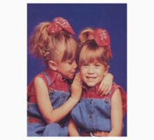 Mary Kate and Ashley by tonybaker