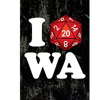 I D20 Washington Photographic Print