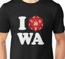 I D20 Washington Unisex T-Shirt