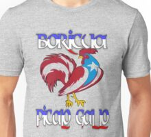 Boricua Picalo Gallo  Unisex T-Shirt