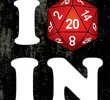 I D20 Indiana by Tee NERD