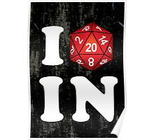 I D20 Indiana Poster