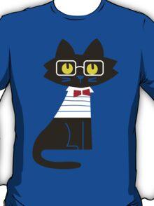 Fritz the preppy cat T-Shirt