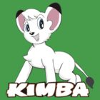 Kimba White Lion by goldencage