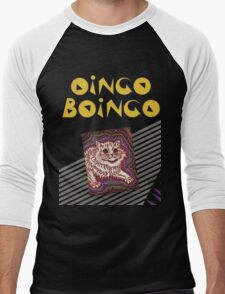 oingoboingo Men's Baseball ¾ T-Shirt