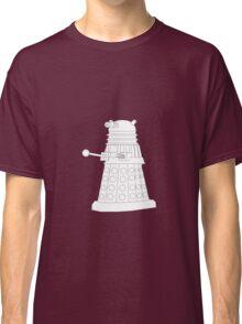 Exterminate White Classic T-Shirt