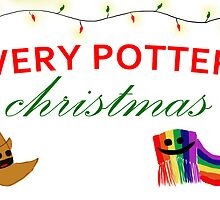 A Very Potter Christmas by emikrueger