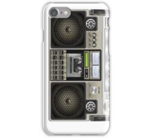 BoomBox! iPhone Case/Skin