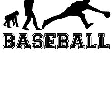 Baseball Fielder Evolution by kwg2200