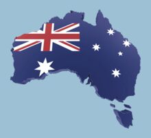 Australia Graphic by refreshdesign