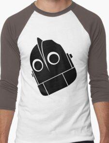 Iron Giant Vector Men's Baseball ¾ T-Shirt