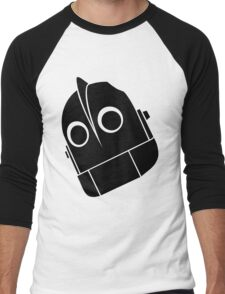 Iron Giant Vector Men's Baseball ¾ T-Shirt