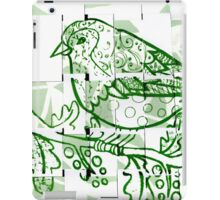 Lovely Bird iPad Case/Skin