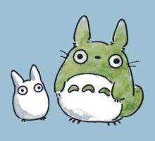 Totoro  Chibi by LanFan