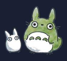 Totoro  Chibi One Piece - Short Sleeve