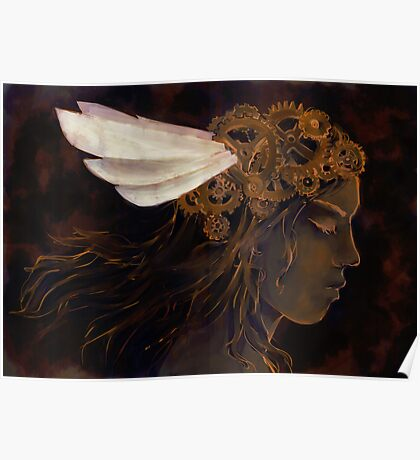 Clockwork Crown Poster