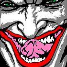 Arkham Asylum Joker by smartass