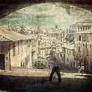 Vintage style Perugia by kumari
