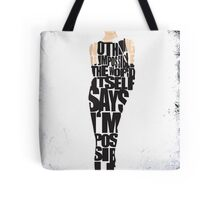 Audrey Hepburn - The Breakfast at Tiffany's Tote Bag