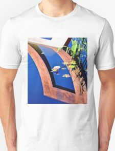 Water Lily Reflection Pool T-Shirt
