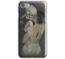 Dancing With Fate  iPhone Case/Skin