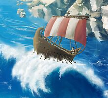 Odyssey by Petra van Berkum