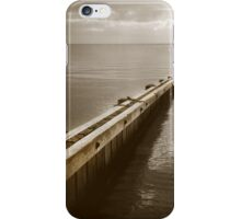 the break water 06 iPhone Case/Skin