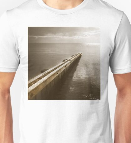 the break water 06 Unisex T-Shirt
