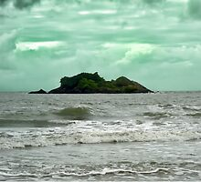 Struck Island by V1mage
