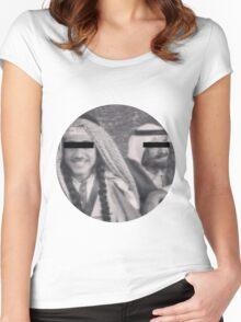 Arab Legends Women's Fitted Scoop T-Shirt