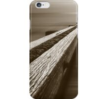 the break water 05 iPhone Case/Skin