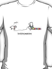 Nosebody - Knitting Machine T-Shirt