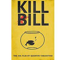 Kill Bill Minimalist Poster Photographic Print