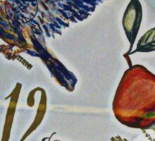 A Partridge In A Pear Tree Sticker