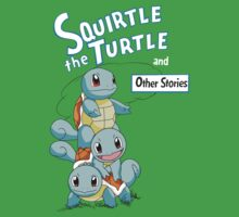 Squirtle the Turtle by innercoma