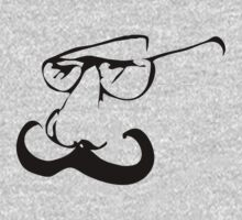 I have moustache by refreshdesign