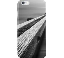 the break water 04 iPhone Case/Skin
