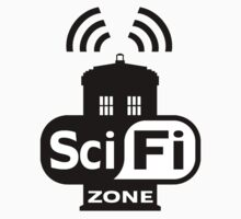 Sci-Fi Zone 2 Kids Clothes
