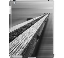 the break water 04 iPad Case/Skin